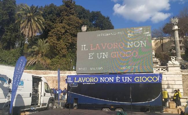 "MANIFESTAZIONE GIOCHI A ROMA, BERTOLDI (ISTITUTO FRIEDMAN): ""MIGLIAIA DI IMPRESE E LAVORATORI A RISCHIO, BISOGNA RIAPRIRE IN SICUREZZA"""