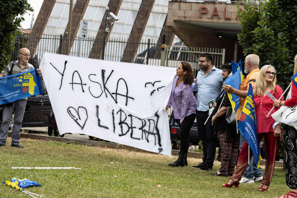 CASO YASKA, LA MADRE CHIAMA IN CAUSA I MAGISTRATI CON UN ESPOSTO